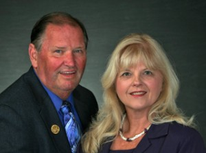 Paul and Lana Kruse, Founders of First Step Back Home, Inc.